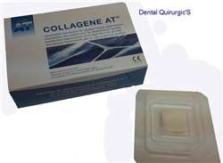 Membrana de colágeno Reabsorbible COLLAGENE AT